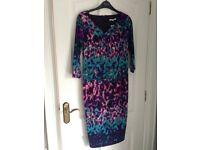 Per Una Body Con Style Day Dress - size 10 NEW