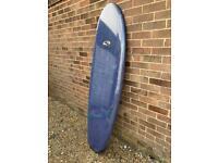 "Sola ""foamie soft board""surfboard 6ft. Brand new in wrapper with fins."