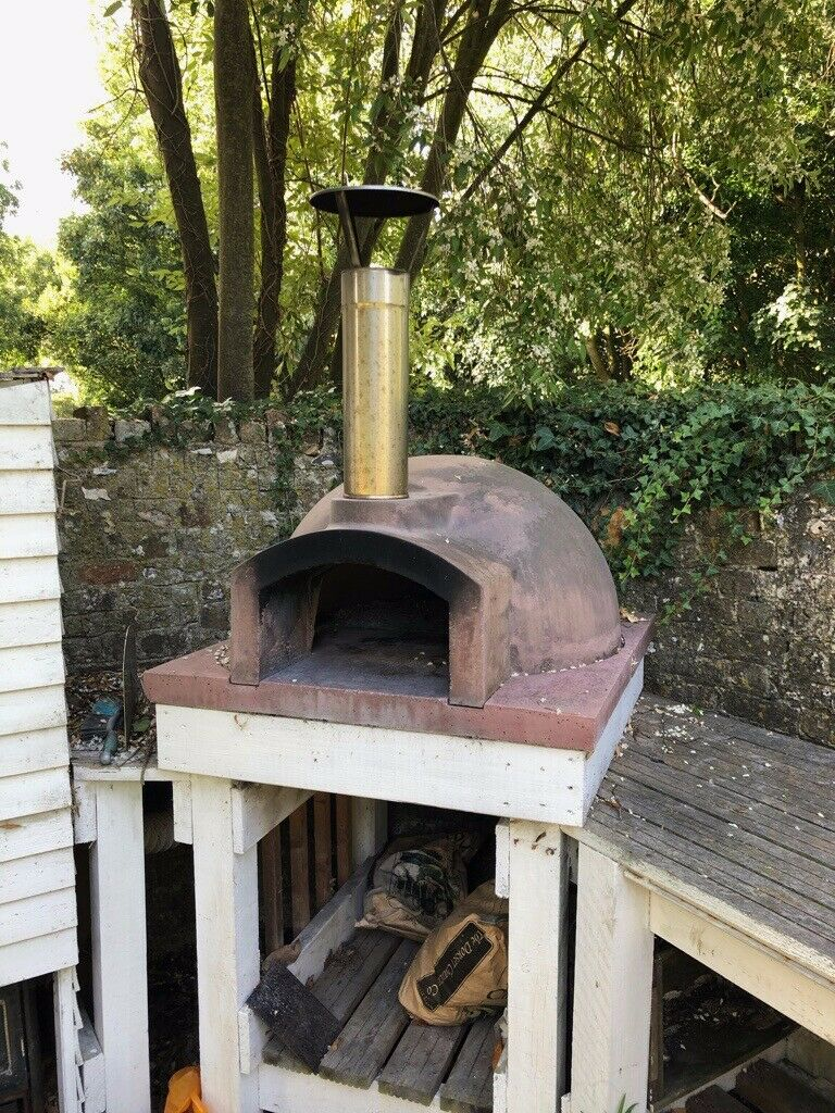 Stone Bake Oven Company Pizza Oven Mezzo 76 In Dorchester Dorset Gumtree