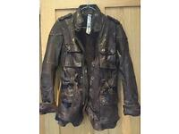 Women's Firetrap Leather Jacket