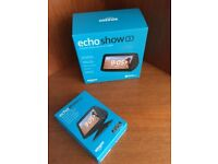 Amazon Echo 10 mk2 and Amazon Echo 5