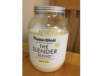 Protien world slender tone blend vanilla