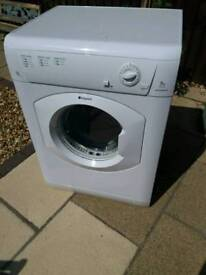 HOTPOINT tumble dryer (needs attention)