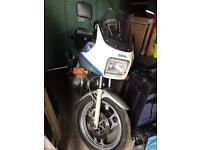 Yamaha XJ900 31A Pre diversion
