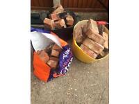 Free bricks and Broken ones
