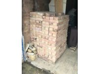 White common stock brick style