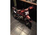 Ktm 50 junior adventure MINT