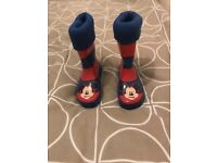 Mickey Mouse Wellies Size C10