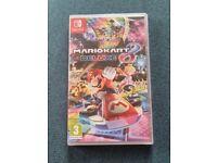 Nintendo Switch, Mariokart 8 Deluxe