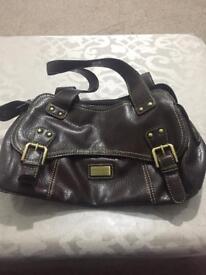 Brand new original Tommy Hilfiger brown ladies handbag