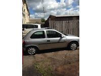 CORSA B ROLLING SHELL FOR SALE