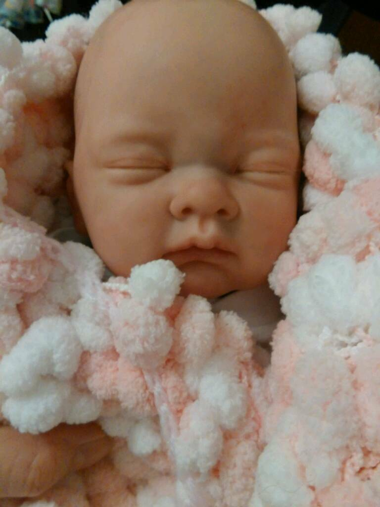 Reborn Baby Sofia Sold