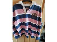 👦HOWICK mens rugby shirt size Large👦