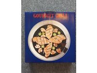 Gourmet grill - brand new