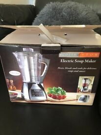 Scott's of stow electric soup maker