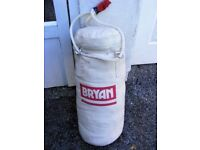 Punch Bag Bryan Good Condition Plus Boxing Gloves Hardly Used