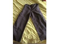 """Brownie Trousers 28"""" waist, slight mark but not noticeable, from pet and smoke free home"""