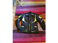 Motorcycle jackets and trousers (suit). XL