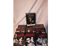 Boc set of Film Noir DVDs