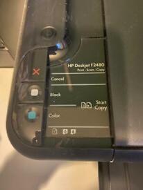 HP desk jet F2480 printer