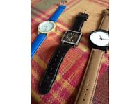 Three watches fully working