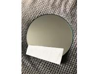Oliver Bonas Round Marble Mirror for sale  Aylesbury, Buckinghamshire