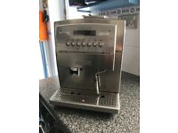 Gaggia Titanium Bean to Cup Espresso Machine with Limited Edition Cups