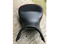 BMW R1200 GS / GSA Sargent seat (low version, fully adjustable).
