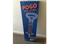 Brand New Pogo Stick in the box not used