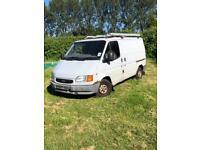 Ford, TRANSIT 120 SWB, Panel Van, 1998, 2496 (cc) Rare Classic
