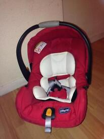 Chicco key fit car seat Group 0+