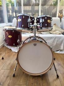 Premier Artist Maple Drums - British Made