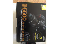 Nikon D5500 and extras