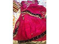 Stunning Indian wedding attire