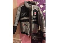 Winter reversible jacket