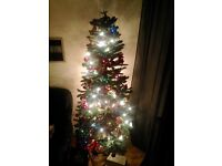 Medium Christmas Tree with all its extras!