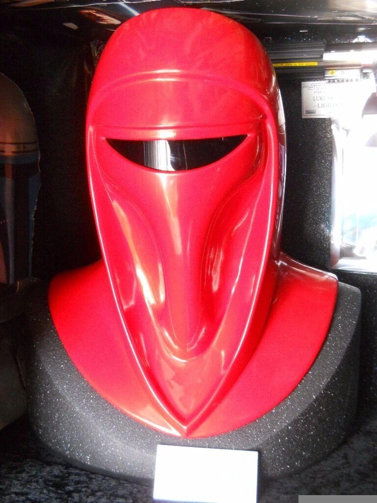 Star Wars Full Size Imperial Guard Helmet