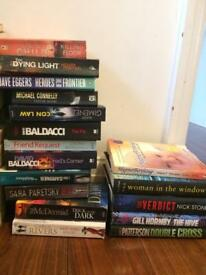 Job lot of 47 books