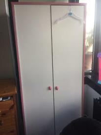 Wardrobe and drawers