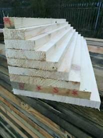 Planed Timber 2.4mtr Lengths