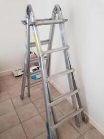 Fold up ladders