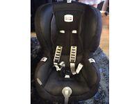 Britax duo car seat
