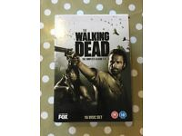 Walking Dead Season 1-4 DVD set