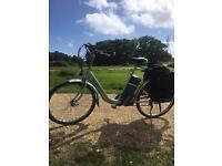 Sakura unisex electric bike for sale