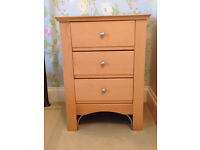 Small chest of drawers 70x50x45 cm