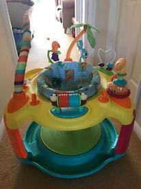 Baby playhole