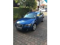 Low mileage Audi A3 1.6L FSI Sport very good condition, FULL SERVICE HISTORY