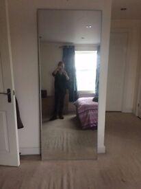 Huge Ikea Mirror
