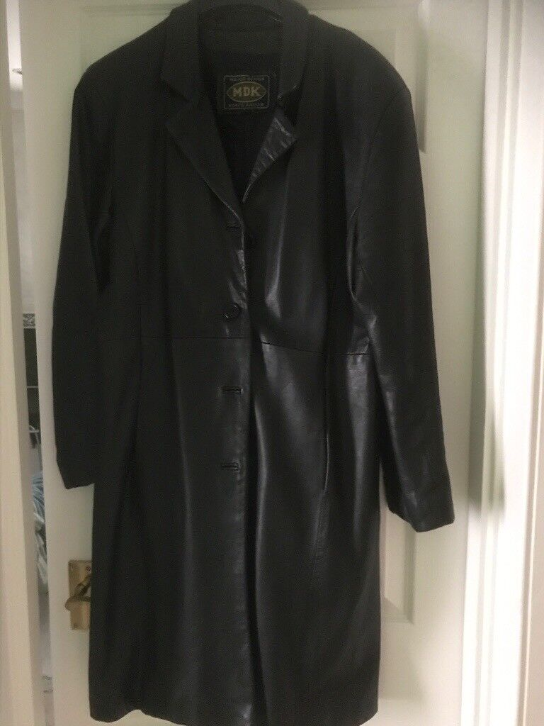 Ladies leather clothes/trousers/jackets