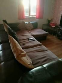 Left or right corner sofa